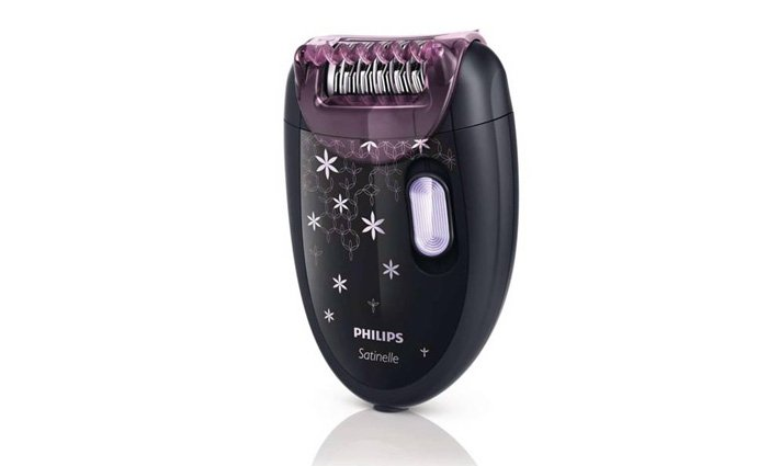 Epilátor PHILIPS HP 6422 01 Satinelle Soft  356ad011e6