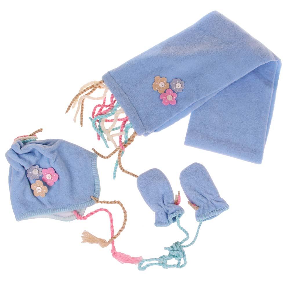 Dívčí zimní set modrý XS - náhled 1 1342bdb31e