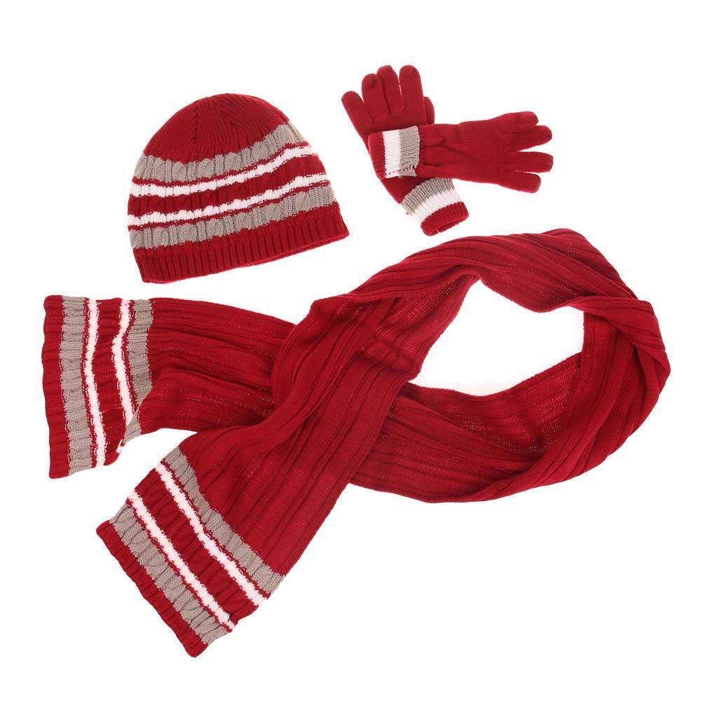 Dětská pletená šála 623eafc7f2